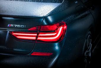 BMW M7 Rear Tail Light