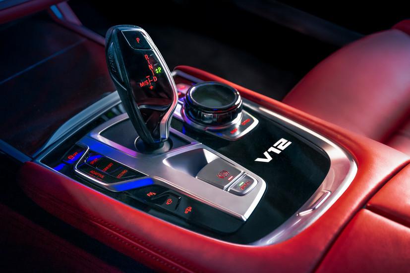 BMW M7 Gear Shifter