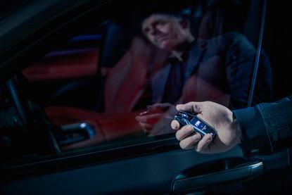 BMW M7 Display Key