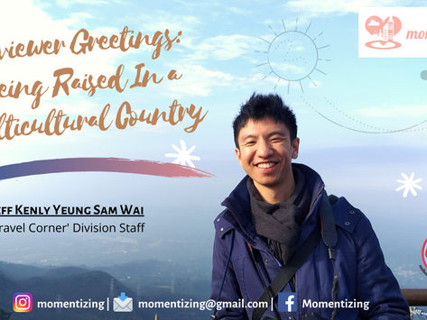 Reviewer Greetings: Being Raised in a Multicultural Country