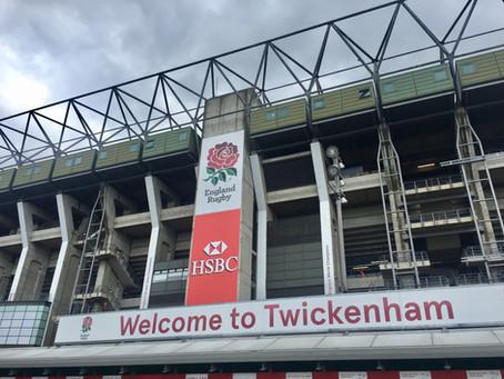 Fit4Fun @ Twickenham 7's