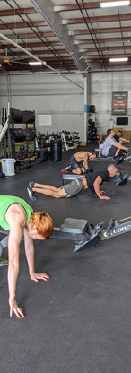 The Exchange Fitness Center