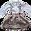 Thumbnail: Tenue body Baby Dior + jupe Burberry - 6m
