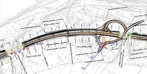 Adeguamento al tipo B (4 corsie) dell'itinerario Sassari-Olbia. Lotti 3-5-6-7-8