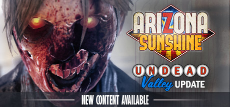 Arizona Sunshine VR game