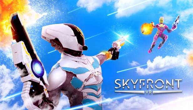 Skyfront VR game