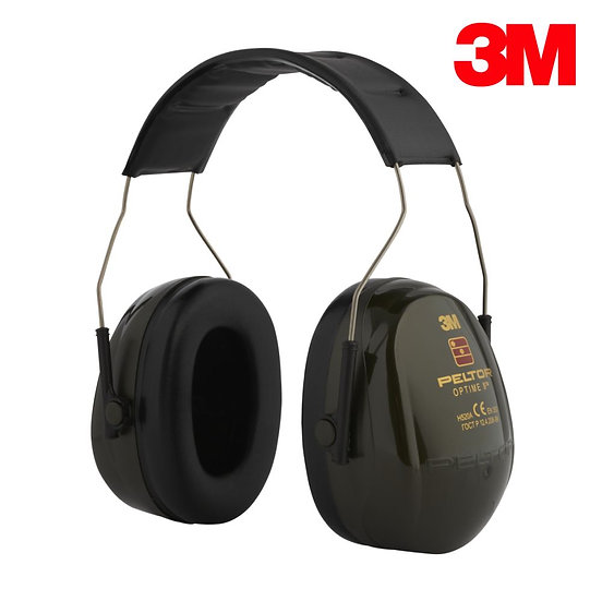 3M Optime II ear defenders