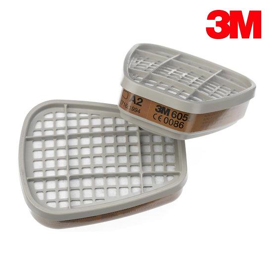 3M 6055 A2 gas & vapour filter