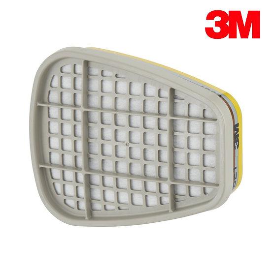 3M 6057 ABE1 gas & vapour filter