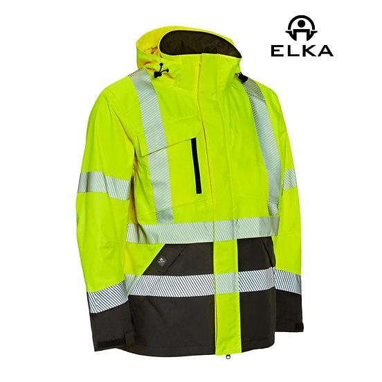 Elka 186000R hi-vis stretch jacket