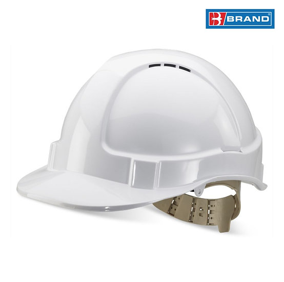 B-Brand BBVSH vented safety helmet