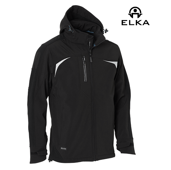 Elka 117100 softshell jacket