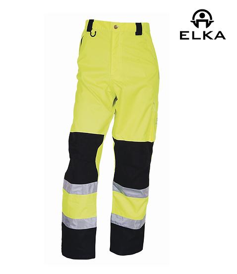 Elka 082400R hi-vis trousers