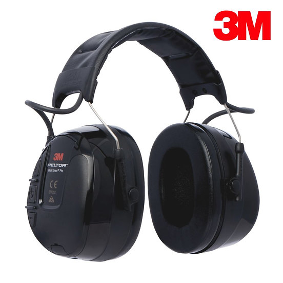 3M WorkTunes Pro radio ear defenders