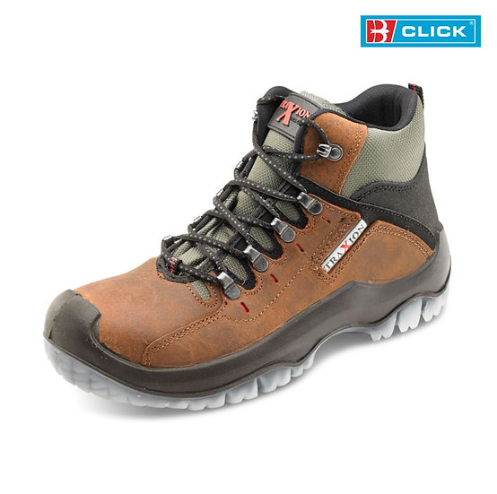 Click Traxion safety boots