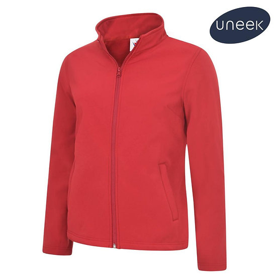 Uneek UC613 Ladies Classic softshell jacket