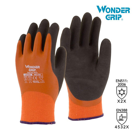 Wonder Grip® WG338 Thermo Plus glove