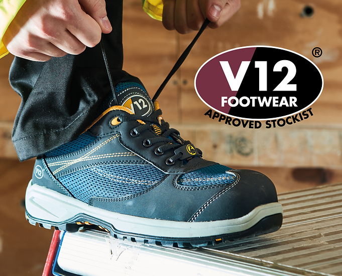 V12 Safety Footwear