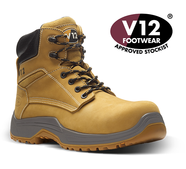 V12 VR602 Puma IGS S3 safety boot