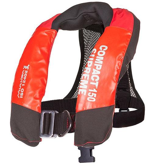 Mullion 3MXA Compact Supreme 150N PVC Lifejacket