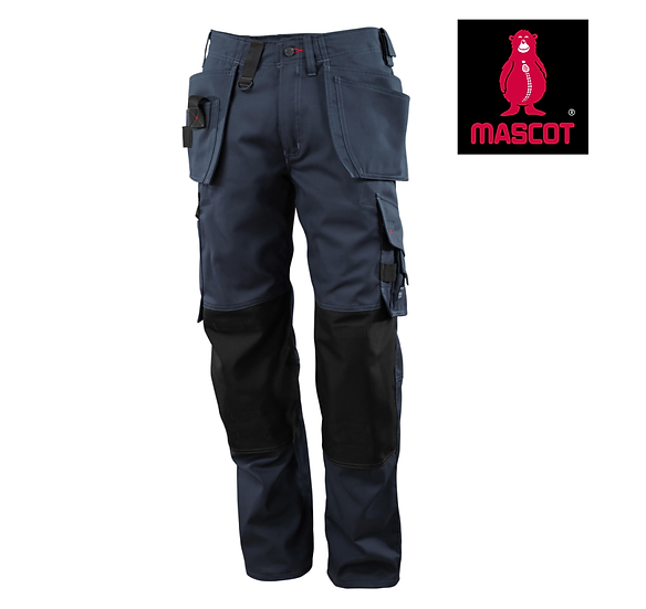 Mascot 07379-154 trousers with holster pockets