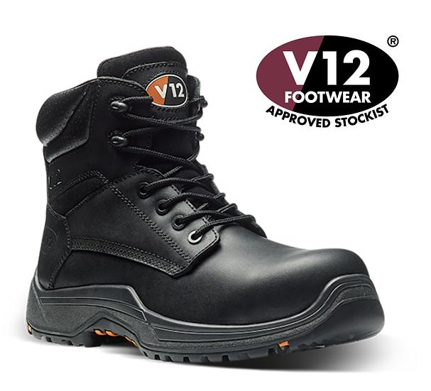 V12 VR600/VR601 Bison IGS S3 safety boot