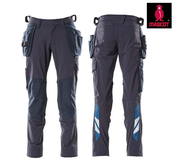Mascot 18031-311 trousers with holster pockets