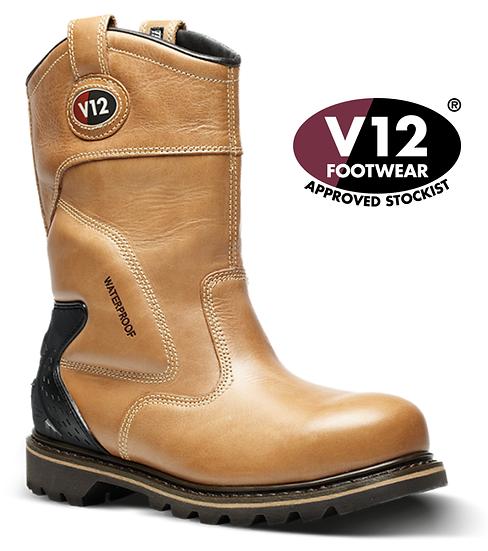 V12 V1250 Tomahawk S3 safety rigger boot