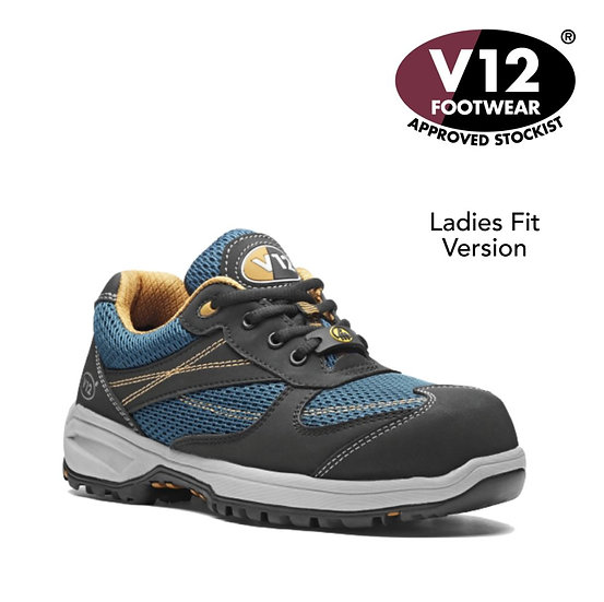 V1955 Velocity IGS womens safety trainer