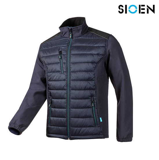 Sioen 576A quilted softshell jacket