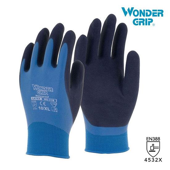 Wonder Grip® WG318 Aqua glove