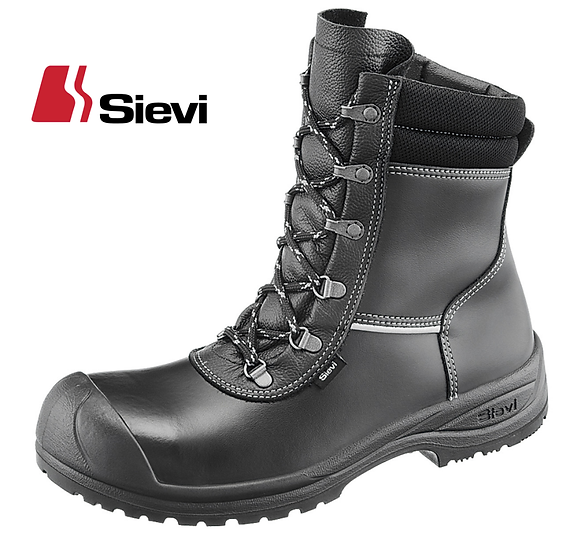 Sievi 52293 Solid XL+ S3 safety boot