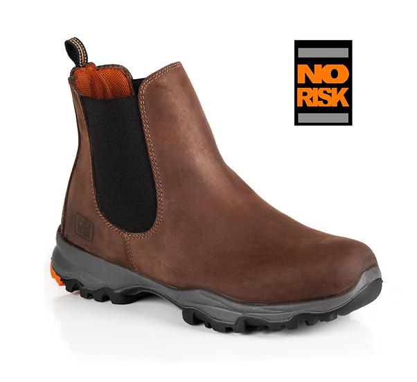 No Risk Nasa S3 safety boot