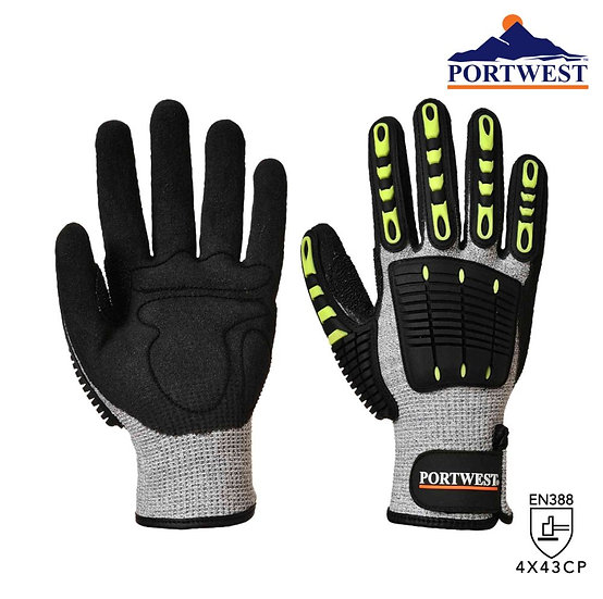 Portwest A722 anti-impact cut-resistant glove