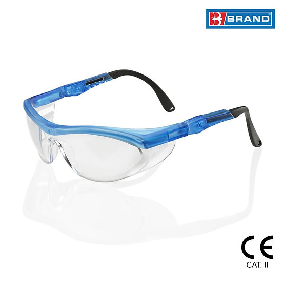 B-Brand BBUT Utah safety glasses