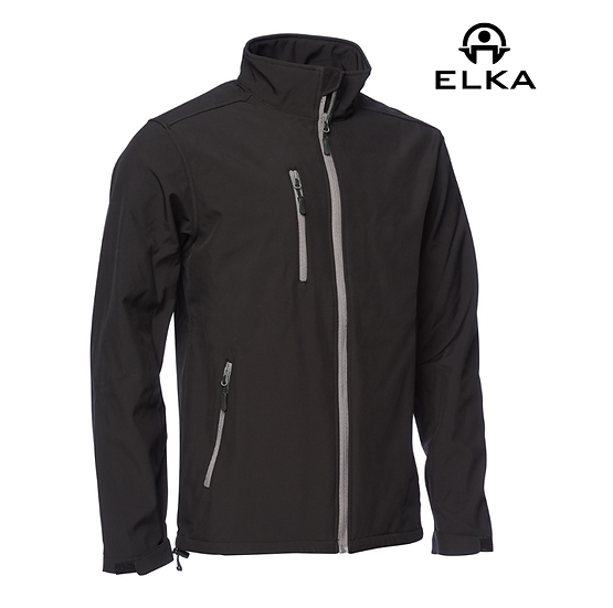 Elka 117000 softshell jacket