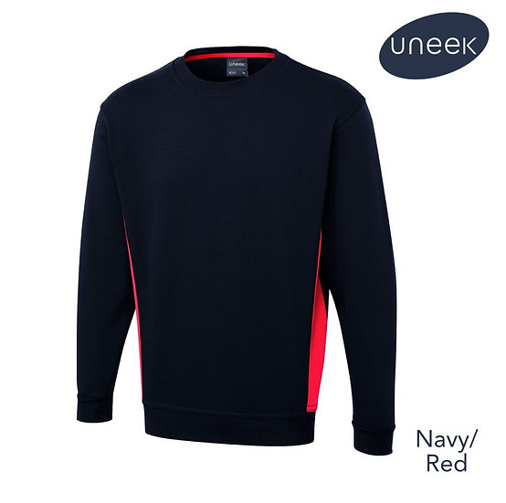 UC217 Two Tone Sweatshirt