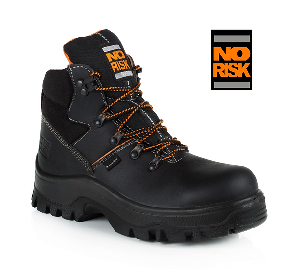 No Risk Franklyn S3 waterproof safety boot