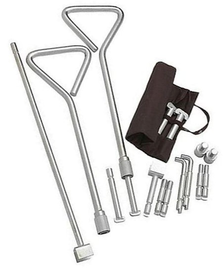 Universal Manhole Lifting Key Kit