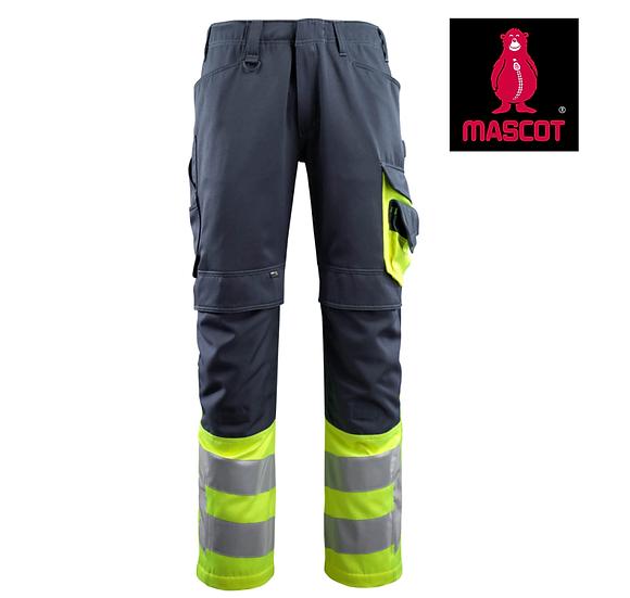 Mascot 15679-860 hi-vis trousers