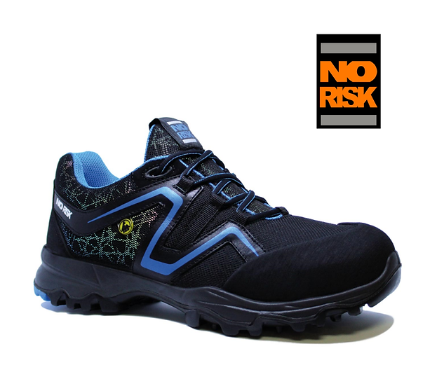 No Risk Polaris S3 ESD safety shoe
