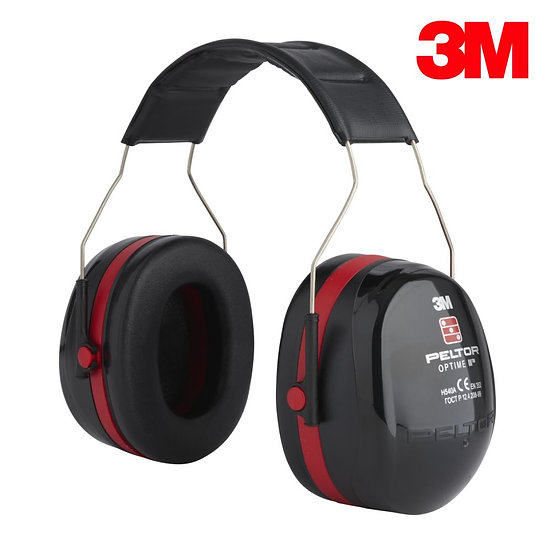 3M Optime III ear defenders