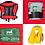 Thumbnail: Mullion 3MXA Compact Supreme 150N PVC Lifejacket