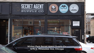 Wicker Park Secret Agent Supply Co.