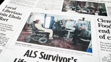 ALS survivor's life of challenges