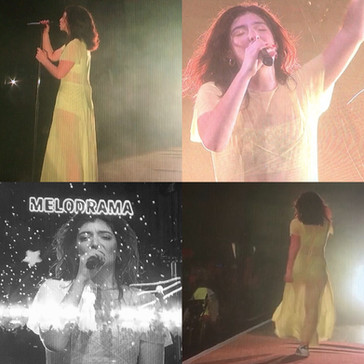 Broadcasting the Boom: Lorde Live ♫