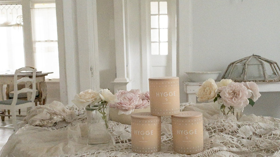 Hygge Candles by Scandinavisk