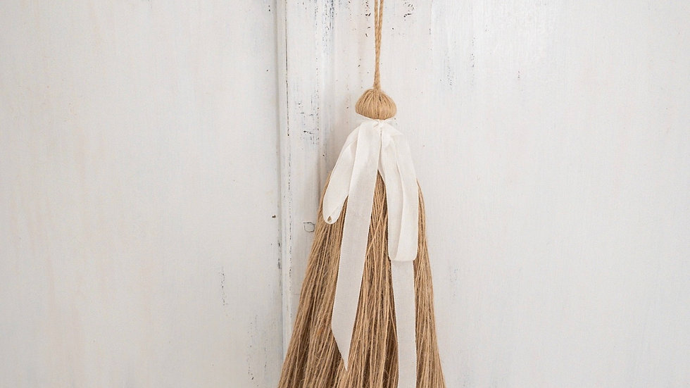 Vintage French Tassel