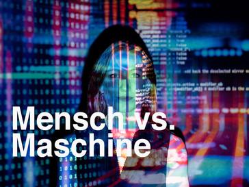 Mensch vs. Maschine – Was können Menschen besser, was kann KI besser?