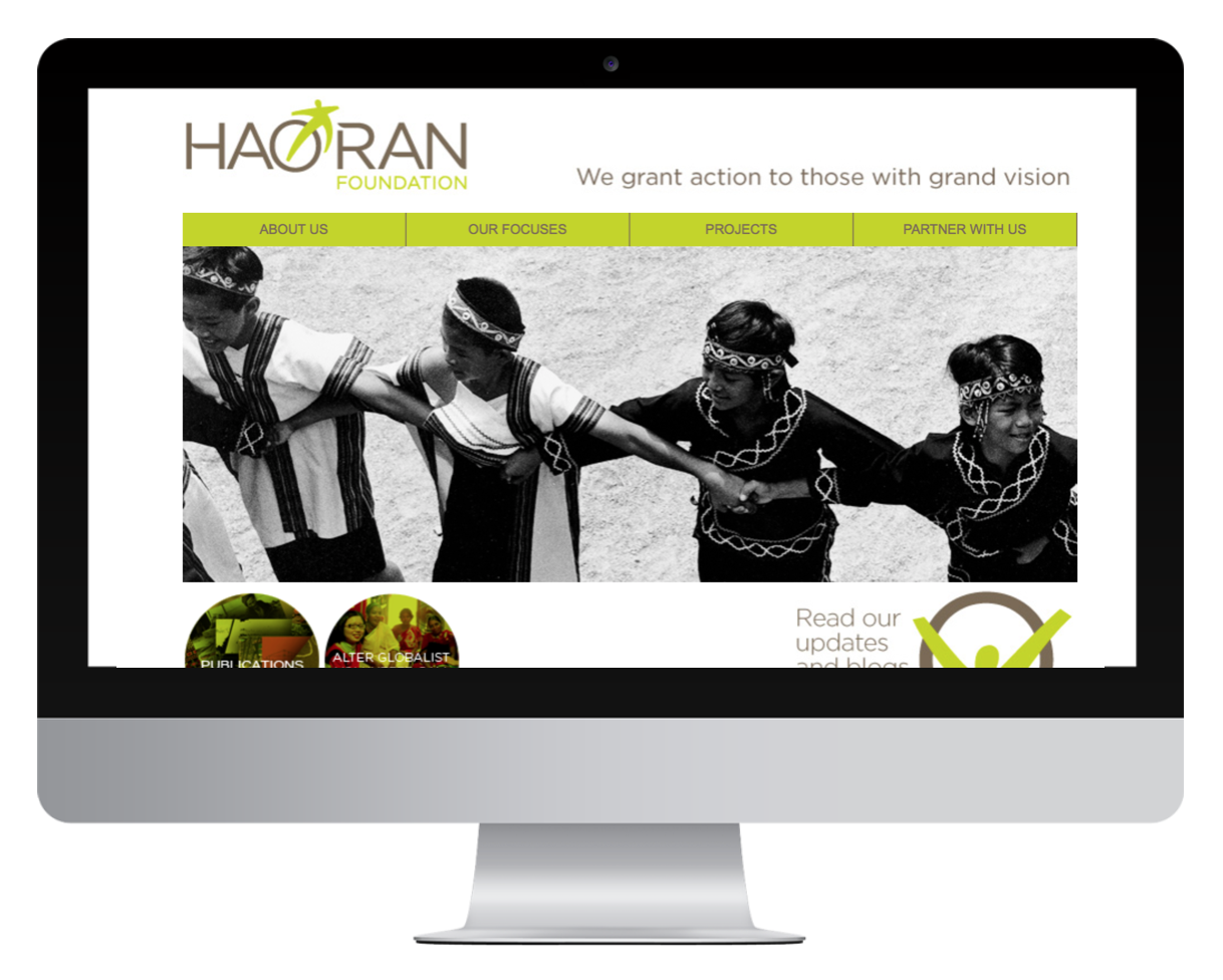 Haoran website